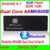 Androider Mini-PC mit Bluetooth Doppelkern (MK808B)