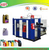 Botella automática del HDPE de 500ml 1L que sopla haciendo la máquina