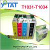 Cartouche, cartouche d'encre T1001-T1004, T1031-T1034 pour l'imprimeur d'Epson