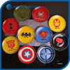 Avengers Ceramic Microwave Safety Dinner Plate