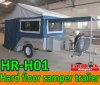 テント(HR-H01)が付いているキャンピングカートレーラーHardfloor
