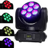 공장 Supply LED RGBW 4in1 Moving Head Stage Light