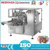 Fertigung-Tülle-Beutel, der füllende Dichtungs-Verpackungsmaschine (RZ6/8-200/300A, wiegt)