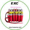 Bloco 11.1V 14.4ah da bateria de íon de lítio com controlador da carga