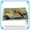 El folleto reserva el lujo de la impresión del compartimiento del catálogo
