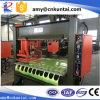Máquina de corte automática das partes superiores de sapata