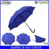 23 дюймов * голубой прямой зонтик промотирования 8k с закрепленной ручкой
