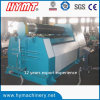 W12S-50X3200 Hydraulic 탄소 강철 Plate Bending와 Rolling Machine