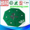 Множественная доска в 4 слоях, круглая форма PCB, с бессвинцовым Hal
