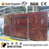 Stone naturale Red Marble Slab o Tiles