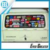 Kundenspezifisches Auto-Vinylfenster-Aufkleber Soem