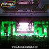 Visualizzazione di LED trasparente esterna di colore completo
