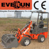 CE Approved Front Extrémité Type 800kg Mini Radlader d'Everun avec Light Bucket