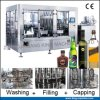 Automatic Vodka / Whisky Bottling Production Line