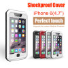iPhone 6을%s Water Dirt Shock Proof를 가진 알루미늄 Case