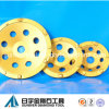 4  - 7  diamante PCD Diamond Cup Grinding Wheel para Coating Removal