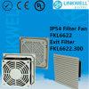 Ventilador axial de venda quente elétrico do filtro de China Shanghai
