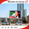 Rental sottile/Digital Advertizing P8 Outdoor 3in1 LED Screen