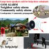 G/M SMS Controller para Neighbor Safety y Community Alarm