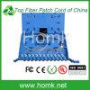 24 plateaux d'épissure de fibre optique de faisceau