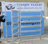 Cerca galvanizada mergulhada quente portátil resistente do painel do gado da cabra dos carneiros/cerca galvanizada mergulhada quente do painel da jarda do gado (fábrica real de China)