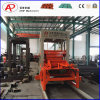 Auto máquina de fatura de tijolo da maquinaria do projeto da máquina do tijolo