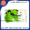 Оптовые противобактериологические Wipes чистки с ISO от Китая