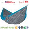De heet-verkoopt Lichtgewicht Binnen en Openlucht Nylon Hangmat van het Valscherm, de Aangepaste Schommeling van de Hangmat