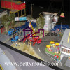 4D Machinery Scale Model Industrial Model Making (BM-0429)