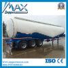Фабрики 3 Axles 45 Cbm навальный цемента бака трейлер Semi