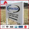 Informational와 Directional Signs를 위해 Board Aluminum Composite Panel 광고