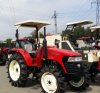 90HP 4 Wheel Drive Agriculture Tractor