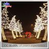 Solar-LED Feiertags-Licht der im Freienlaser-Weihnachtsdekoration-