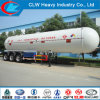 Clw LPG 50cbm Liquid Ammonia Semi Trailer with Three Axles