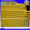 PVC Coated Galvanized Welded Wire Mesh per Building