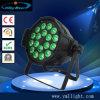 18*10W RGBW 4in1/5in1/6in1の高い発電の同価はLEDの同価ライトできる