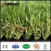 Im Freien Garten-leicht zusammengebauter gefälschter künstlicher Gras-Rasen mit Cer