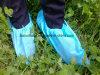 Wegwerfbare pp. nichtgewebte Schuh-Abdeckung der nichtgewebten Overshoes-