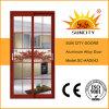 Puerta de la aleación de aluminio del cuarto de baño de la alta calidad (SC-AAD042)