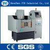 Grabado de pasos del CNC del modelo de la venta caliente y fresadora