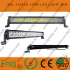 120W 22  Auto LED Work Light Bar Offroad 10V-30V Car Spot 또는 Flood Beam Driving