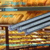 9W 560mm Bakery Rigid Lights Bar met Ce RoHS