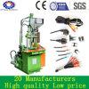 Power Cordのための縦のMini Plastic Injection Molding Machine