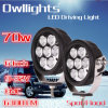 70W 7 duim - hoge Power LED Driving Work Light voor Jeep