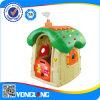 Il bambino divertente poco costoso gioca il campo da giuoco esterno di guardia di plastica dei playhouse (YL-HS001)