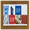 Cadres légers d'étalage neuf de tissu pour la publicité