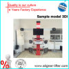 Alignement de l'équipement 3D de station service de lavage de voiture