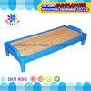 Blaues hölzernes Kind-Plastikbett für Kindergarten