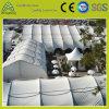Pfirsich-geformtes Aluminium Belüftung-Zelt für im Freien kampierendes Ausstellung-Hochzeitsfest