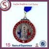 Promotion GiftのためのRibbonのカスタマイズされたMetal Medal